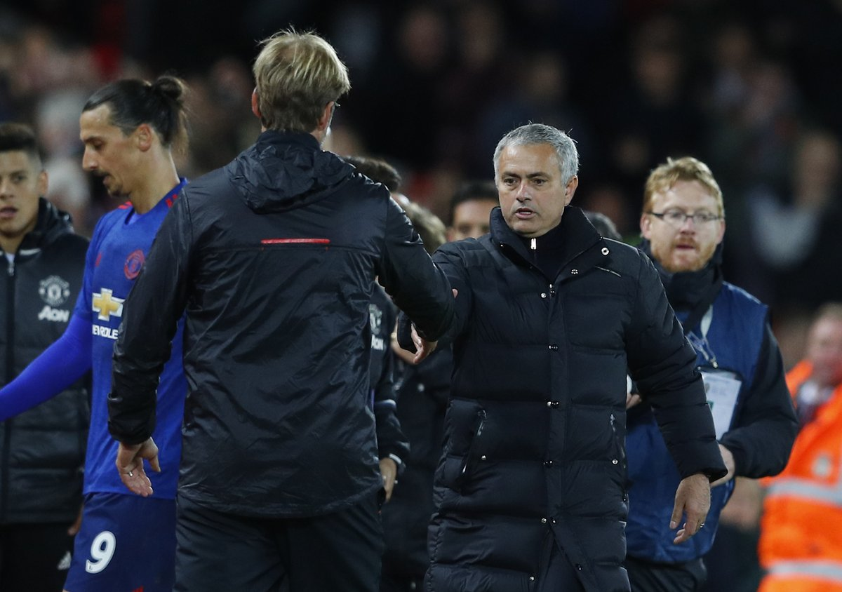 Jose Mourinho admits life in Manchester is 'a bit of a disaster'