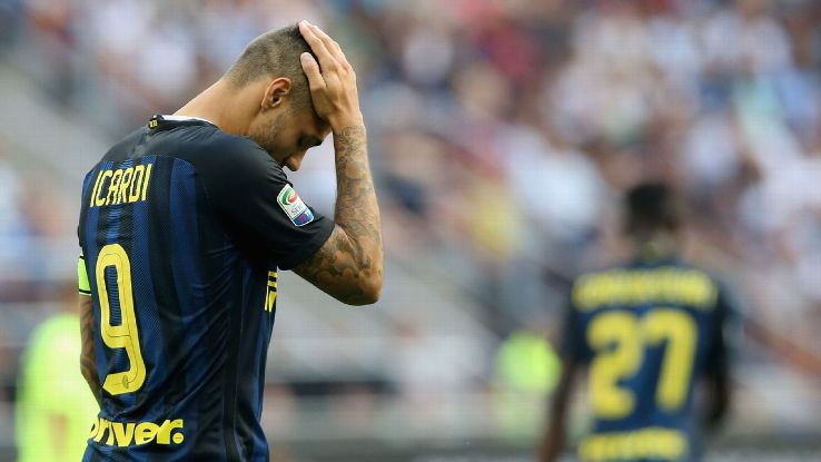 Mauro Icardi could lose Inter Milan captaincy after comments on fans