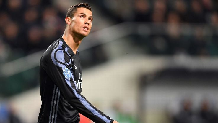 Cristiano Ronaldo is 'not a robot' – Real Madrid's Alvaro Morata
