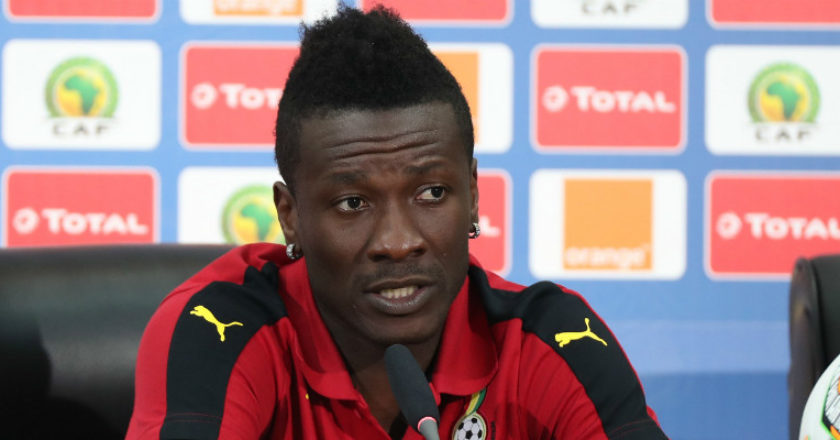 AFCON 2019: We need to stay focus and keep fighting - Asamoah Gyan