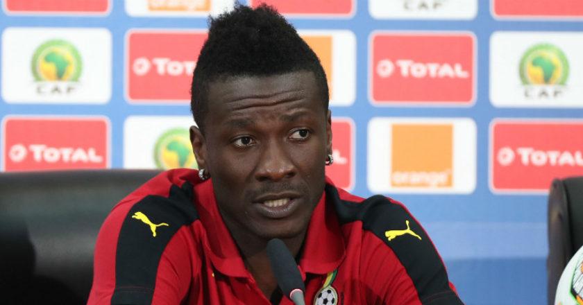 Breaking: Asamoah Gyan announce Black Stars retirement