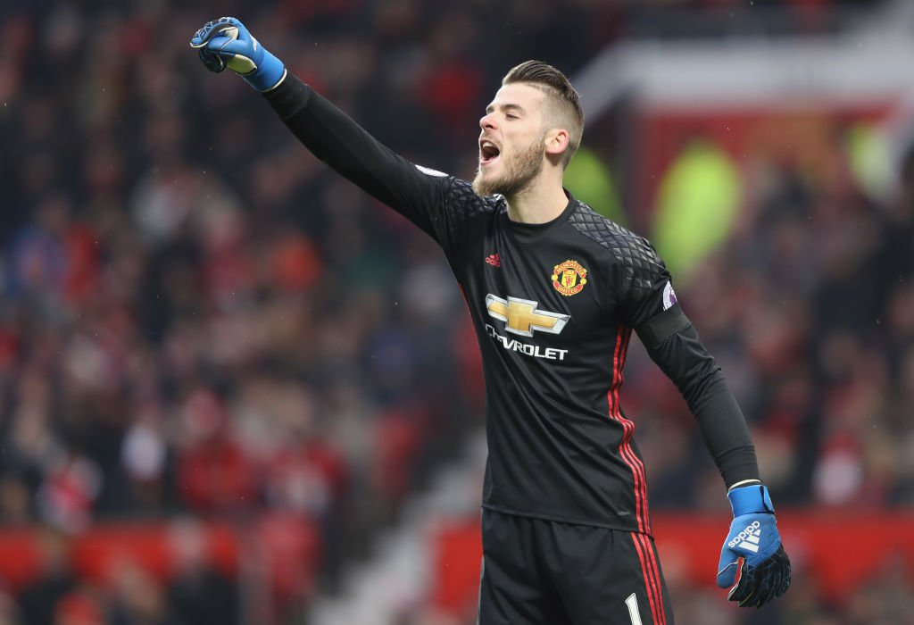 Mourinho: De Gea will be fit for Manchester United's clash against Chelsea