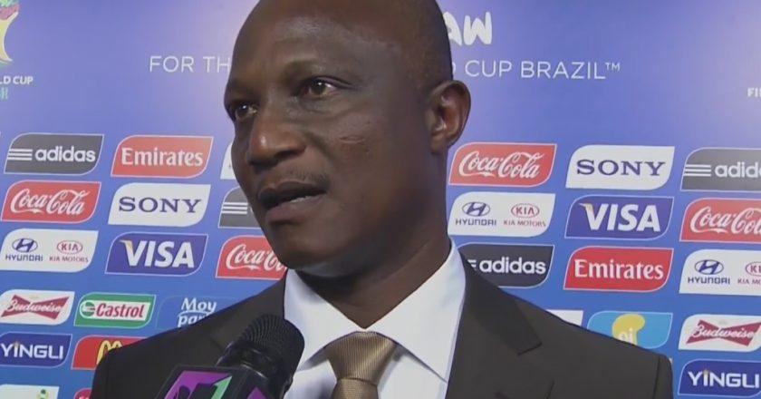 Kwesi Appiah loses interest in Football