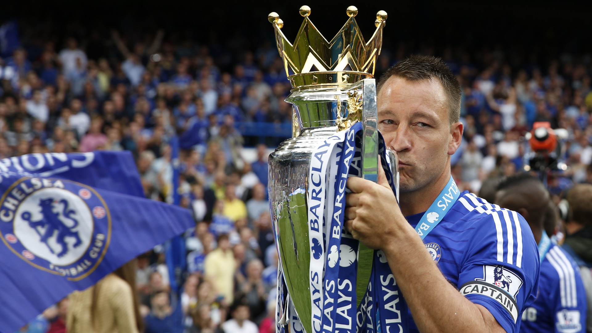 John Terry To Leave Chelsea In the Summer