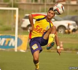 Accra Hearts of Oak have met lower league opposition teams