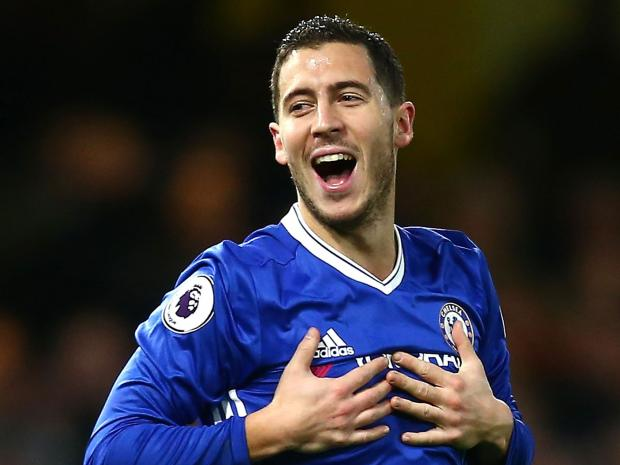Hazard Believes He Can Win Ballon D'or At Chelsea