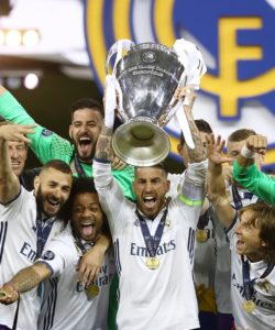 Real Madrid made history