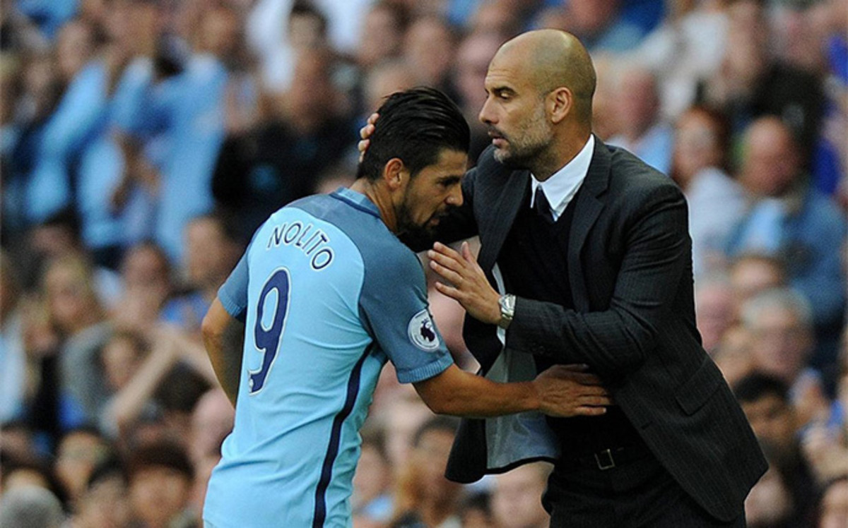 "I Don t Think Guardiola Has Faith In Me"" Nolito • Sahara Football"