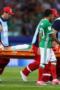 Mexican defender Carlos Salcedo