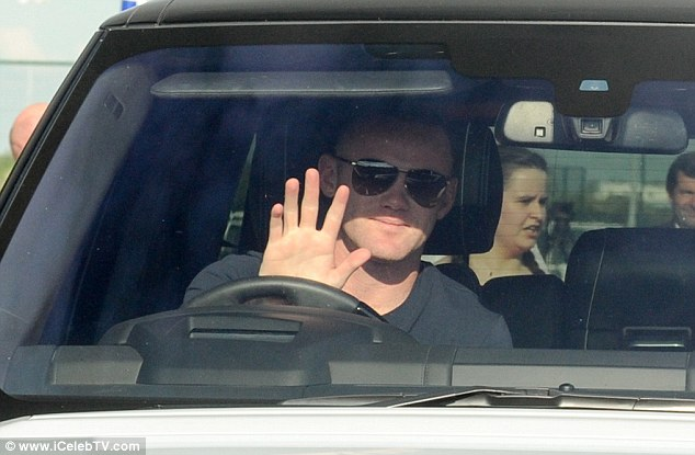 Rooney Has Medical At Everton Ahead Of Move