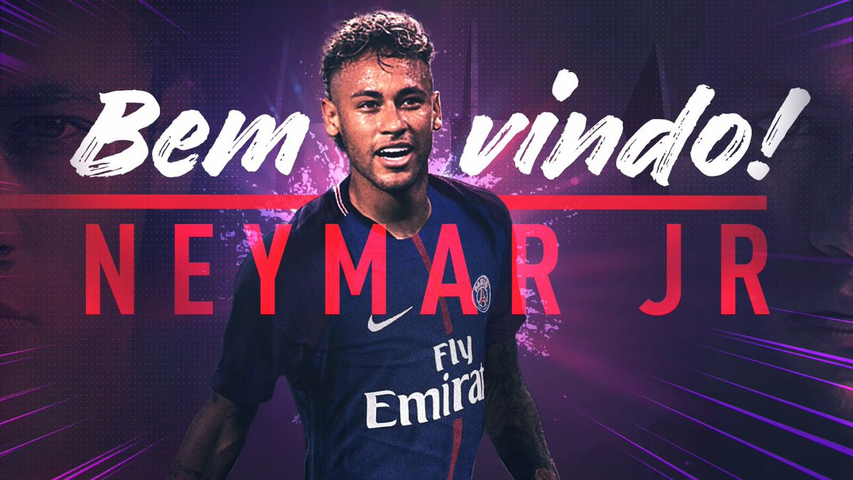 PSG officially announce capture of Neymar in world record deal