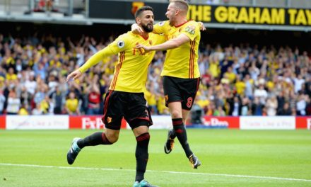 Watford deny Liverpool in injury time to secure thrilling draw