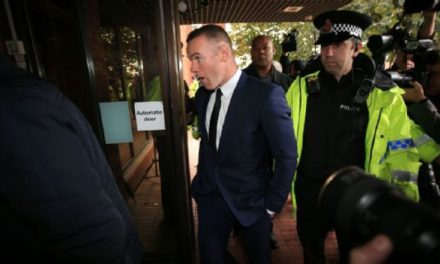 Rooney Gets Hefty Ban After Guilty Plea To Drink Driving