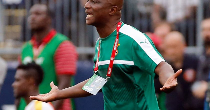 """I have reached the highest point in coaching now,"" Ghana Head Coach Kwesi Appiah"