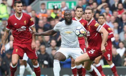 Romelu Lukaku struck me in the face on purpose – Liverpool's Dejan Lovren