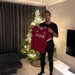 LIverpool announce deal to sign Virgil van Dijk from Southampton