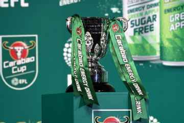 Chelsea To Face Arsenal, Manchester City vs Bristol City In Carabao Cup Semis