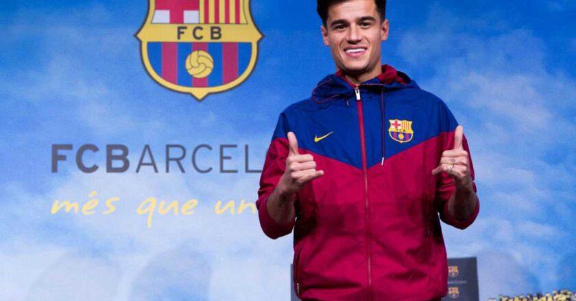 Coutinho edges closer to Arsenal move