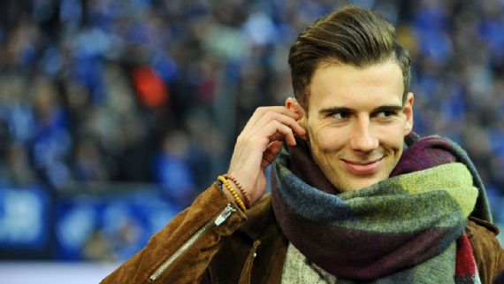 Schalke's Leon Goretzka hasn't agreed Bayern Munich move – agent