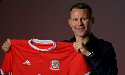 Ryan Giggs named Wales manager on four-year contract