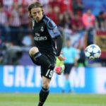 Real Madrid's Luka Modric appears in court in tax fraud case