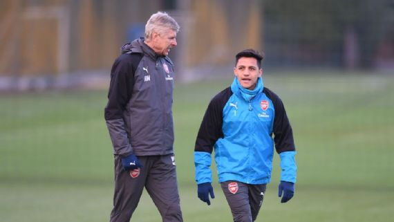 Arsenal will sign 'top' replacements if Alexis Sanchez, Mesut Ozil go – Wenger
