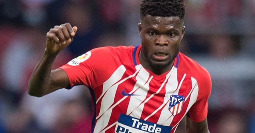 Thomas Partey has been nominated for the prestigious BBC African Player