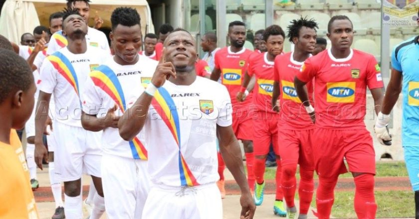Special Competition: Asante Kotoko to face Hearts of Oak in the semis