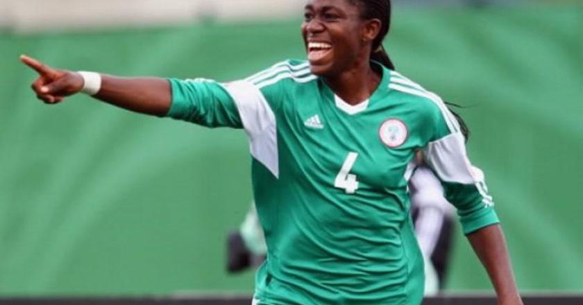 A hattrick from Nigerian forward Asisat Oshoala