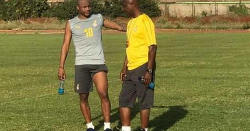 Black Stars contingent is stranded in Kenya
