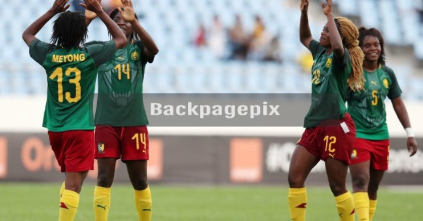 AWCON 2018: Cameroon 4-2 Mali - Cameroon seal World Cup spot after bronze match win