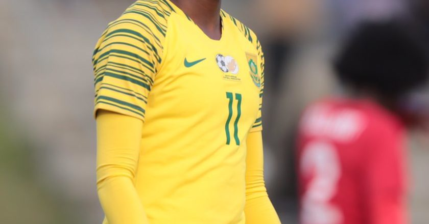 Nigeria Super Falcons lose against South Africa