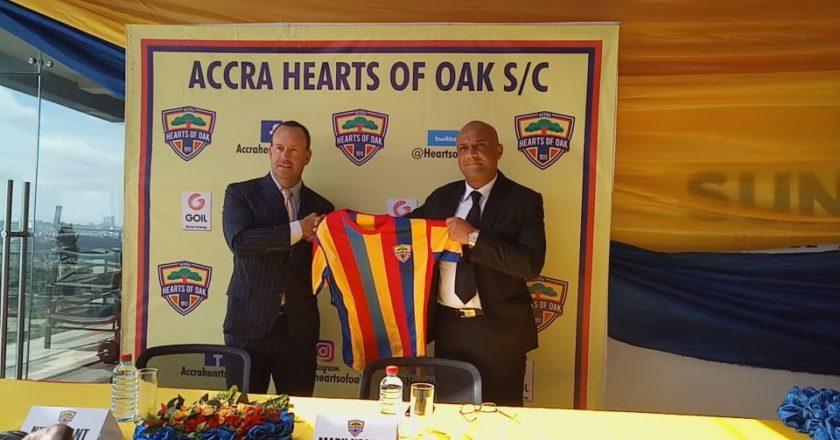 New Hearts coach Kim Grant