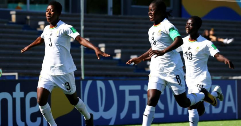 Black Maidens beat Finland to reach quarter finals