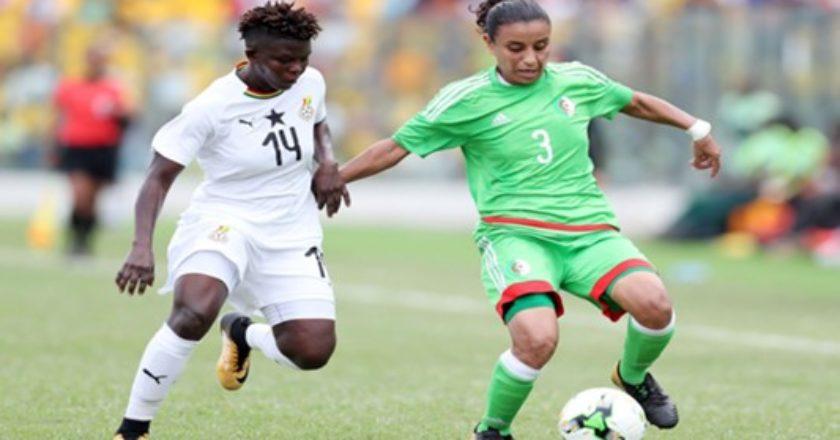 Ghana Black Queens midfielder Priscilla Okyere