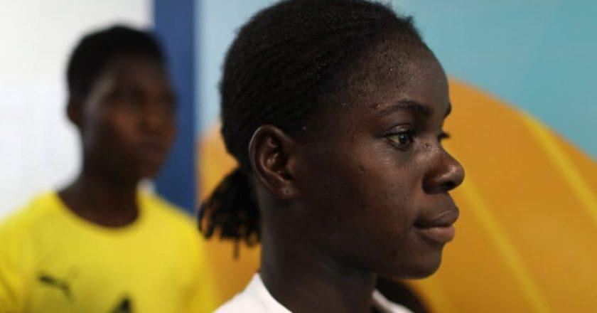 Black Maidens superstar and top goal scorer Mukarama Abddulai