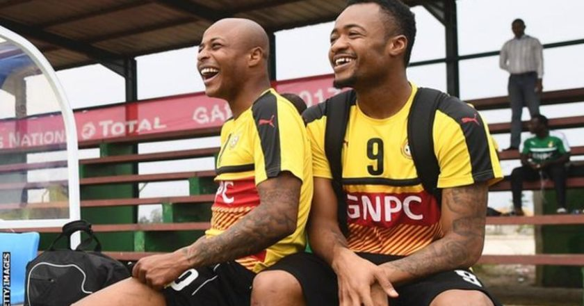 Ayew brothers to leave Swansea City