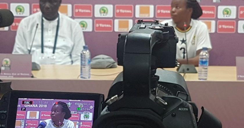 Black Queens coach Bashiru Hayford has urged Ghanaians to support the queens