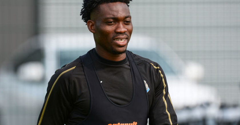 Atsu attracts interest from Scottish club