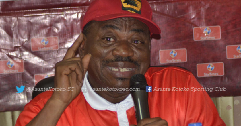 Asante Kotoko respond to Referee bribery allegations