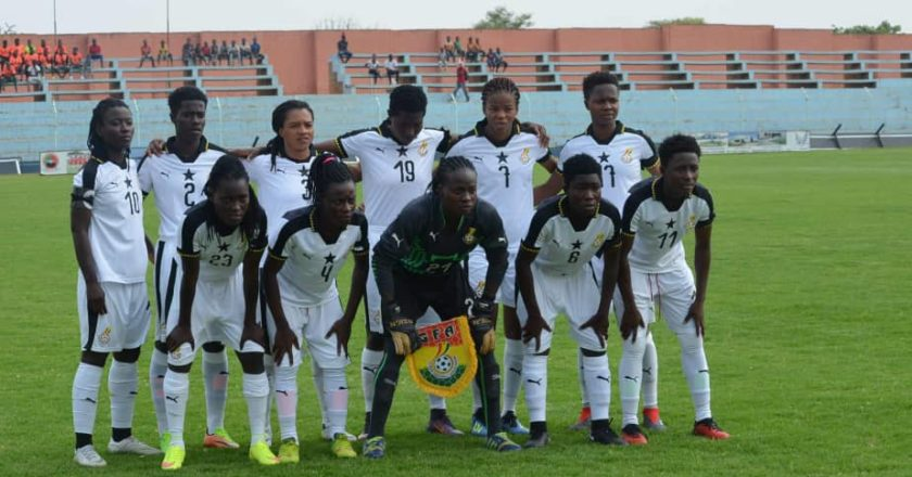 AWCON 2018: All the squads in the competition