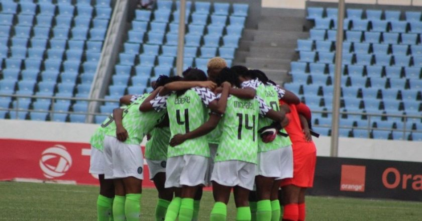 Nigeria Thrash Zambia to register first win