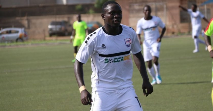 Victorien Adebayor not for sale to Ghanaian clubs - Inter Allies