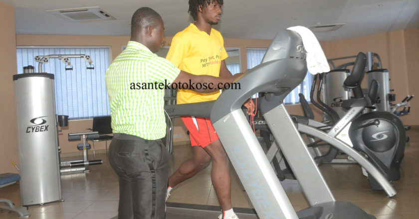 Sogne Yacouba fully fit and set to play for Kotoko