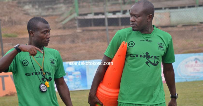 Breaking News: Asante Kotoko sack CK Akonnor