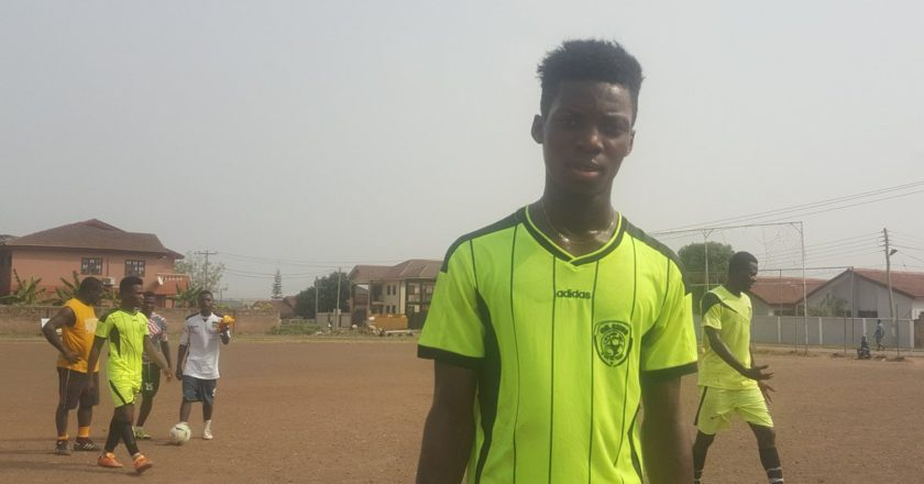 Thomas Partey's brother wants to play for Real Madrid