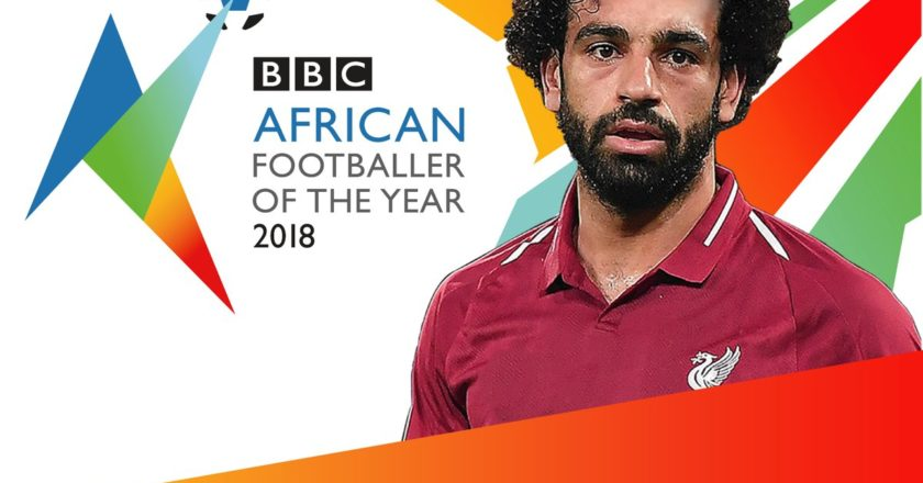 Mohammed Salah wins BBC African Player of the year Award