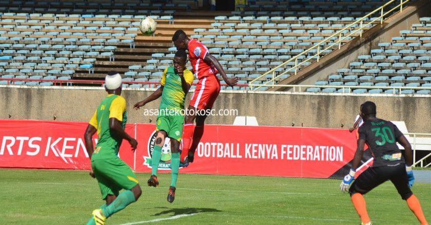 Kotoko hold Kariobangi to a goalless draw
