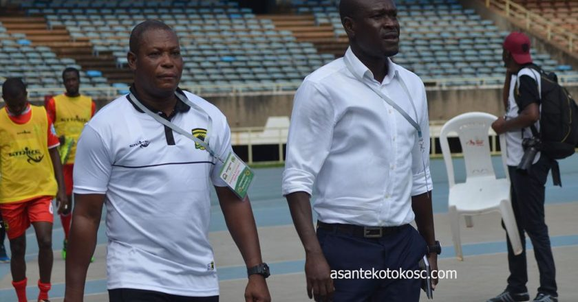 Asante Kotoko coach CK Akonnor says he is satisfied with draw against Kariobangi