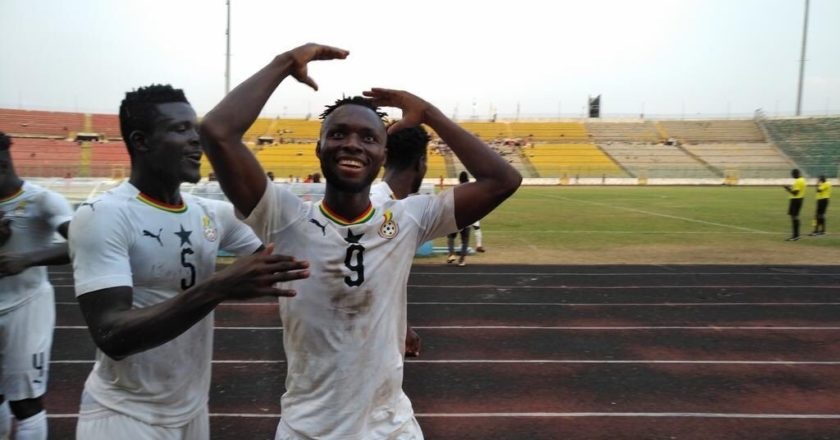 U-23 AFCON Qualifiers: Ghana beat Togo 5-1